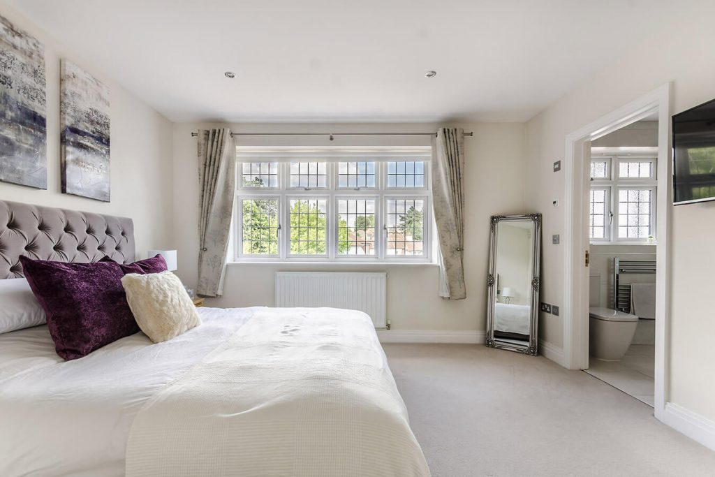 bedroom with ensuite ideas