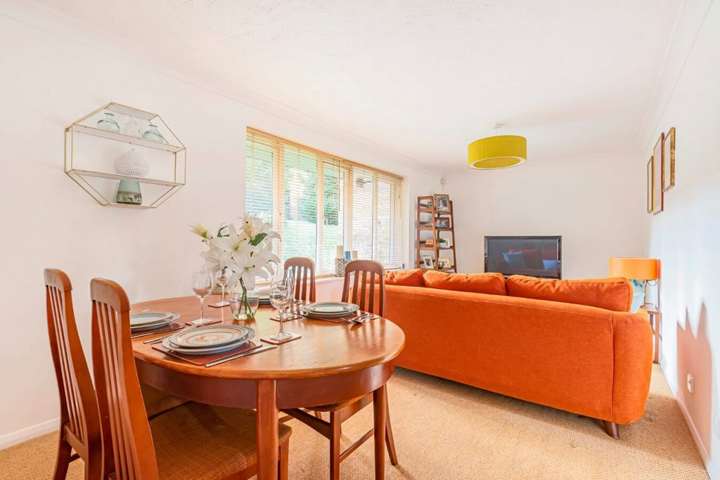 urban project living room