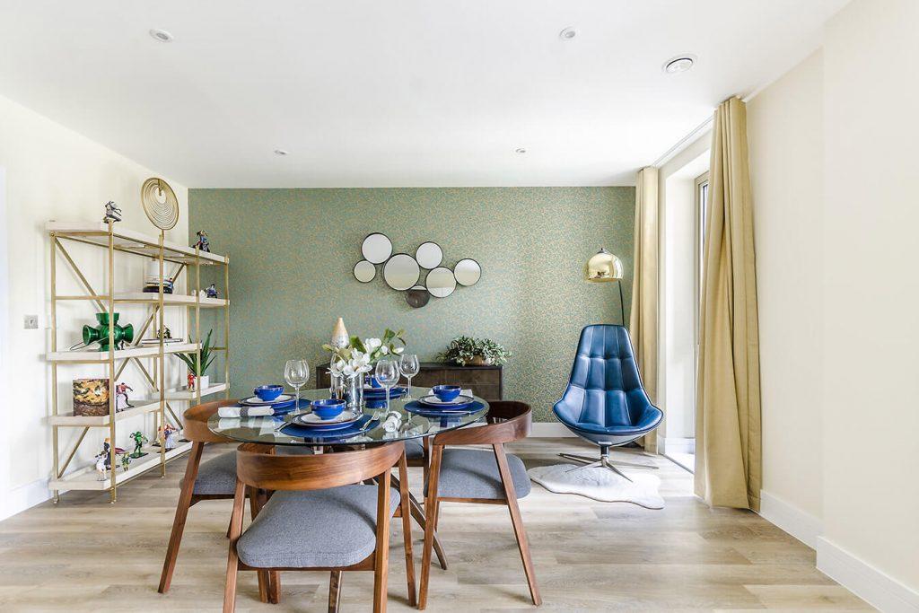 dining room modern decoration
