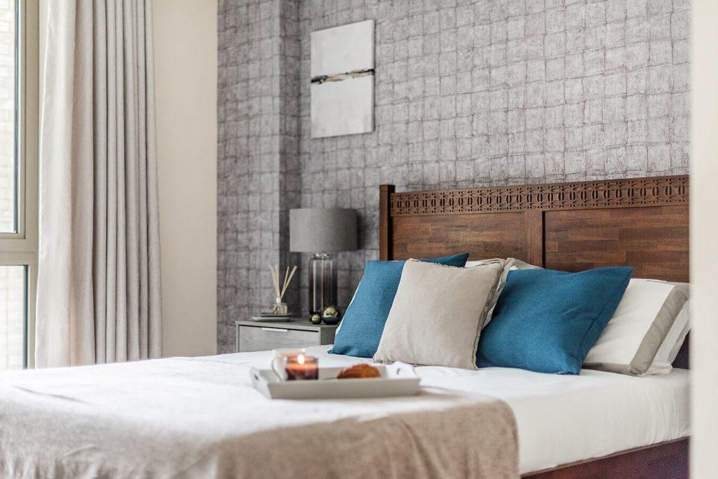 bedroom modern decoration
