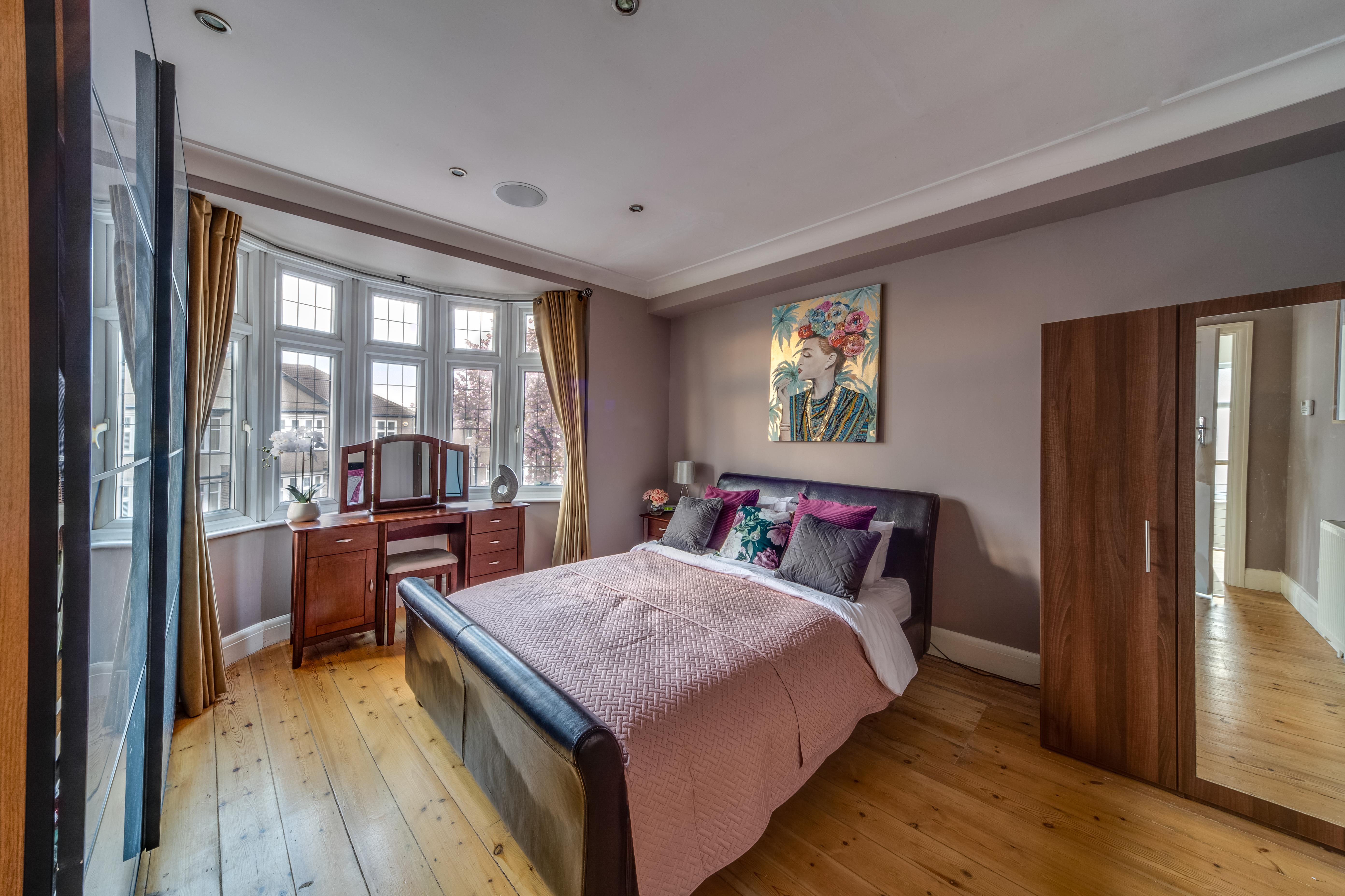 main bedroom style